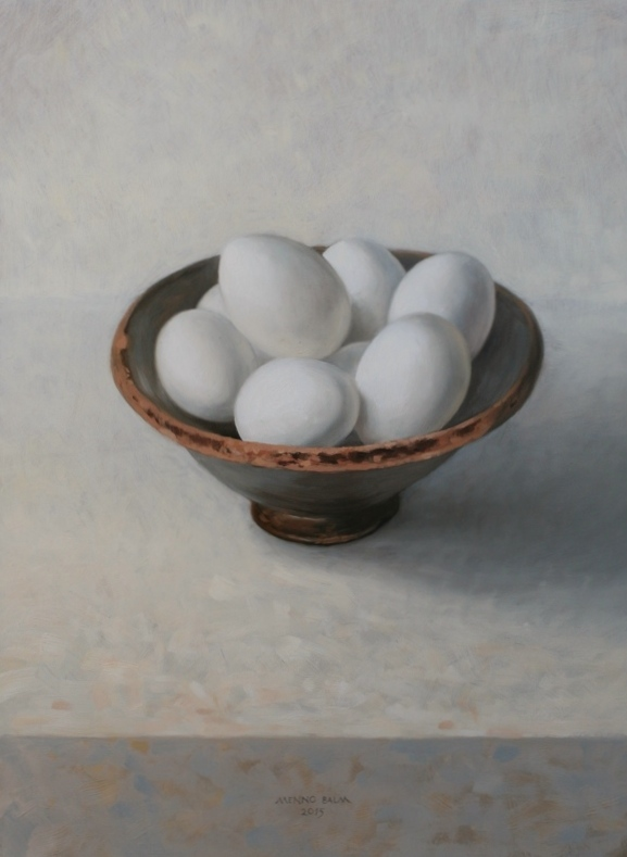 Bakje met eieren 2015 Menno Balm